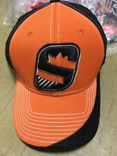Phoenix Suns SnapBack One Size NEW Hat Cap Men's Adidas NBA Orange Black