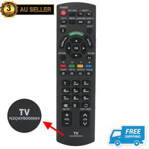 New N2QAYB000604 Replaced TV Remote for Panasonic THL42U30A THP42U30A THP50U30A