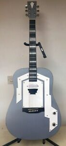 electro acoustic guitar, slimline nice action