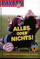 UEFA - EC III 96/97 FC Bayern München - FC Valencia, 24.09.1996