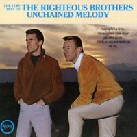 Righteous Brothers The Very Best of Unchained Melody CD NEW