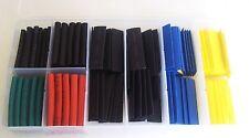 160pc Ate Pro Heat Shrink Tubing Wire Wrap Shrink Tube Assortment 8 Sizes 41098