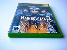 Tom Clancy's: Rainbow Six 3 -> CIB -> XBOX -> Shipping Discount Inside ^