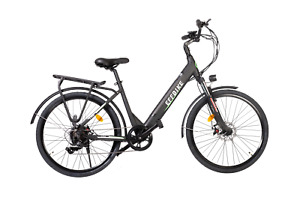 Ebike Lady Electric Bike Bicycle 350W 36V 10AH Lithium Battery PAS Throttle