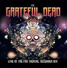 The Grateful Dead - Live at the Fox Theatre, Dec 1971 (3 cd set)