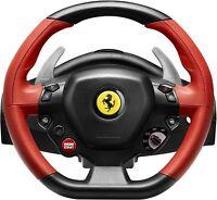 Thrustmaster Ferrari 458 Spider (4460105) Wheel And Pedals Set