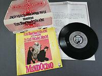 "King Rocko Schamoni Bela B 7"" Vinyl Promo Boxset Michael Holm Medocino Ärzte Rar"