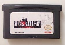 FINAL FANTASY VI ADVANCE Nintendo GameBoy GBA Bootleg Game Cartridge DS Lite FF6