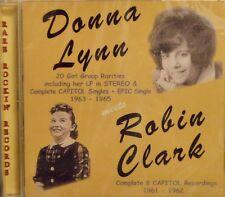 DONNA LYNN Meets ROBIN CLARK - 28 Tracks on RRR