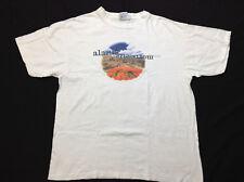 Alanis Morissette JAGGED LITTLE TOUR Vtg 1995 Concert Tour T-Shirt Sz XL