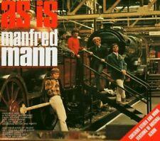MANFRED MANN - AS IS (MONO & STEREO VERSION)  CD NEU