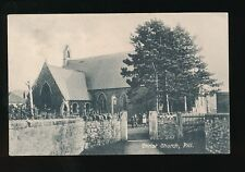 Somerset PILL Christ Church  Used 1907 PPC