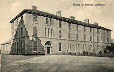 HOUSE of RETREAT INCHICORE DUBLIN IRELAND Photo by KEOGH Bros POSTCARD sent 1927