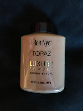 BIG SALE Ben Nye  Luxury Topaz 3 oz. All Skin  NO FAKES SEE FEEDBACK