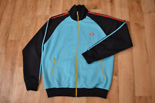 GENUINE MEN'S FRED PERRY Tracksuit Top/Jumper size M