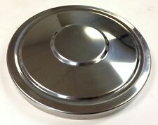 """Stainless Steel Tray Lid Animal Feeder Target Eco CM Parker Racor Farr 13.5"""""""
