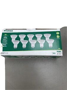 sylvania led bulbs GU10 Warm White X 10