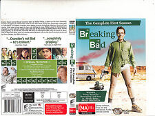 Breaking Bad-2008/13-TV Series USA-[The Complete First Season-3 Disc]-DVD