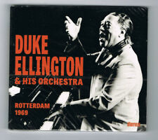 DUKE ELLINGTON & HIS ORCHESTRA - ROTTERDAM 1969 - CD 15 TITRES - NEUF NEW NEU