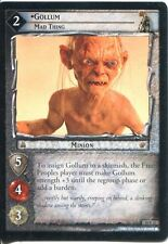 Lord Of The Rings CCG Card MD 10.R21 Gollum, Mad Thing