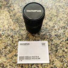 Olympus M.Zuiko Digital ED 40-150mm F4.0-5.6 R Zoom Lens, for Micro Four Thirds