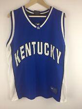 Kentucky Wildcats Basketball Jersey Sz Xl No 50 Blue