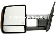 2007-2018 TUNDRA SEQUOIA POWER HEATED TURN SIGNAL TOW MIRROR DRIVER/ LEFT SIDE