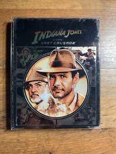 Indiana Jones Last Crusade Target Exclusive Blu-ray Metalpak