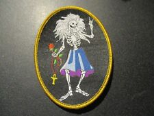 JERRY GARCIA Iron on PATCH ROSEBUD New Grateful Dead official authentic merch