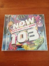 NOW THAT'S WHAT I CALL MUSIC! 103  (2CD 2019) NEW & SEALED. Fast dispatch.