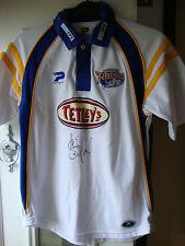 Leeds Rhinos Memorabilia Rugby League Shirts