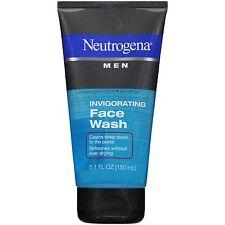Neutrogena Men Oil-Free Invigorating Foaming Face Wash 5.1 FL. OZ.