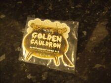 Wells Golden cauldron Pump Clip front *NEW*