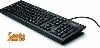 Hewlett-Packard Classic WZ972AA#ABA Wired Keyboard USB