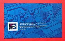2017 Canada Star Trek class F shuttle Galileo NCC-1701/7 from prestige booklet