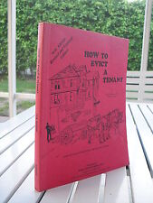 HOW TO EVICT A TENANT BY ALVIN B. BARANOV 1992