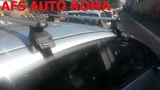 BARRE PORTATUTTO ALLUMINIO FORD FIESTA 5 PORTE ANNO 2004 MADE IN ITALY OMOLOGATO