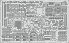 Eduard 1/350 Hms Queen Elizabeth 1943 Parte 3-superestructura # 53147
