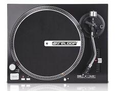 Reloop RP2000M Direct Drive DJ Vinyl Hi-Fi Hifi Deck Turntable RP-2000M