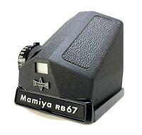 DHL [EXC+5] Mamiya RB67 CdS Meter Prism Finder For RB67 Pro S SD From JAPAN 1152