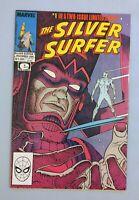 SILVER SURFER #1, PARABLE, MARVEL, EPIC COMICS, MOEBIUS, FN-VF, COPPER AGE, 1988