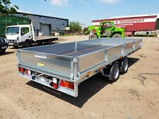 """ifor williams trailer LM166 16ft by 6ft 6"""" ready to collect digger tractor"""