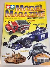 Tamiya Model Magazine Septembre 2003 n°65