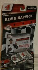 2018 KEVIN HARVICK #4 FREAKY FAST RACED 1/64 NASCAR AUTHENTICS  WAVE 11 W/MAGNET