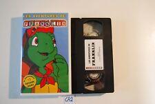 CA2 K7 VHS LES AVENTURES DE FRANKLIN