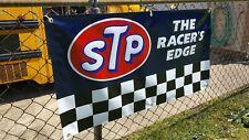 Stp Garage Banner old school look drag strip race track signs nostalgia gasser
