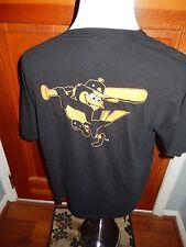 Baltimore Orioles Chevrolet Orioles Bird XL Black T-Shirt