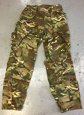 """MTP FR AIRCREW COMBAT TROUSERS W/ REMOVABLE KNEE PADS - 33"""" , British Military"""