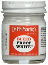 Dr. ph. Martin's bleedproof Tarro Blanco 30ml a prueba de sangrado