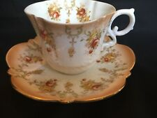 More details for aynsley early 20th century cup & saucer fine bone china c1905-1910